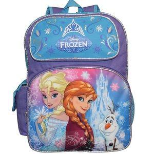 NEW🎀 Frozen Deluxe 3D Backpack 🎀